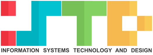 Information Systems Technology and Design (ISTD) Sticky Logo