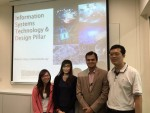 2015 Apr to Aug (Temasek Polytechnic) - Empirical Studies on Collaborative Software Development