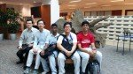 Nov 2014, Seah Hou Liang, Asst Prof Yue Zhang, CJC student – Suresh Pillai, MJC student – Tan Chin Khang, Dev Bahl