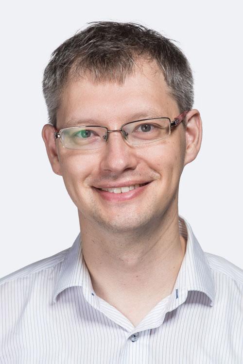 Asst Prof Alexander Binder